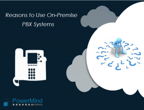 Ten advantages of an on premise IP-PBX